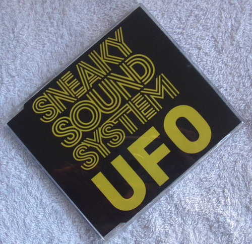 Electro House - Sneaky Sound System UFO CD 2007