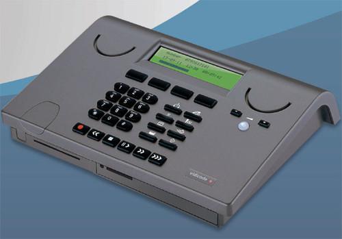 VIDICODE Model HD9900 + CD Landline Telephone Call Recorder