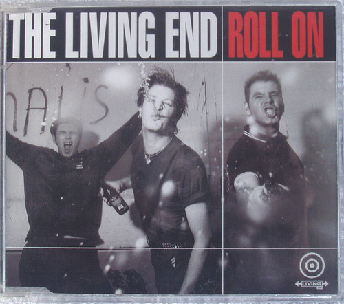 Ska Rock - The Living End Roll On CD EP 2001