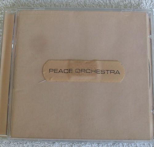 Trip Hop - PEACE ORCHESTRA (Peter Kruder) CD 1999