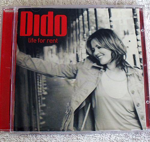 Pop Ballad - DIDO Life For Rent CD 2003