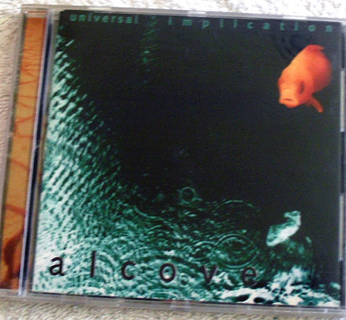 Ambient Techno - ALCOVE Universal Implication CD 1995