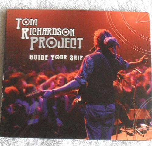 Folk Blues Reggae RnB - TOM RICHARDSON PROJECT Guide Your Ship 2x CD (Digipak) 2011