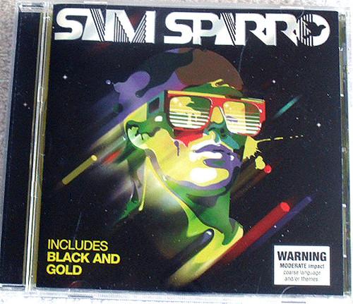 Electro Funk - Sam Sparro CD (Debut) 2008