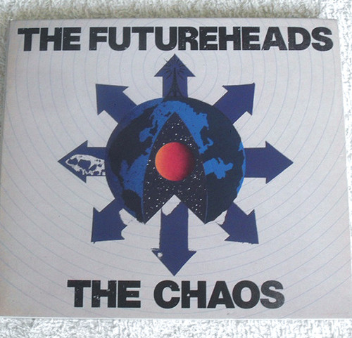 Post Punk Rock - The Futureheads The Chaos CD 2010