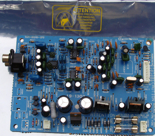 NAD CD Player DAC Board For Modding or Service Replacement