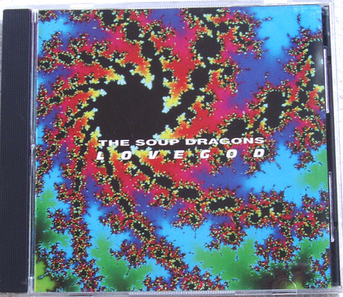 Indie Rock - The Soup Dragons Lovegod CD 1990