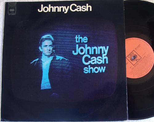 Country Blues Rock - Johnny Cash The Johnny Cash Show Vinyl 1970