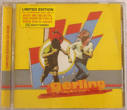 House Breakbeat - Gerling When Young Terrorists Chase The Sun CD 2001