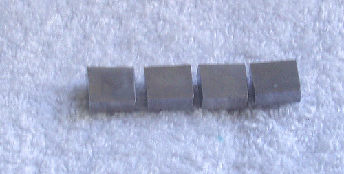 PIONEER Cassette Deck Model: CT-506 4x front panel buttons SPARE PART