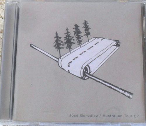 Acoustic Rock - JOSE GONZALEZ Australian Tour EP CD 2004
