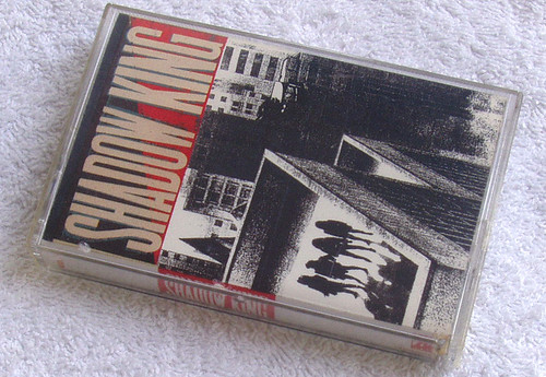 Arena Rock - Shadow King Self Titled Cassette 1991