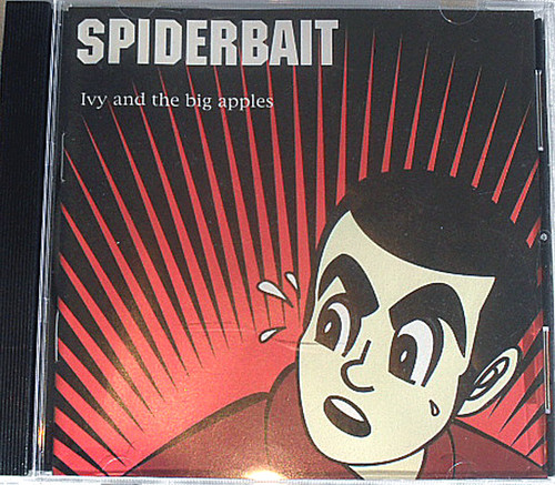 Alternative Rock - Spiderbait Ivy And The Big Apples CD 1996