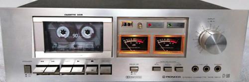 PIONEER Cassette Deck Model: CT-506 Cassette Door SPARE PART