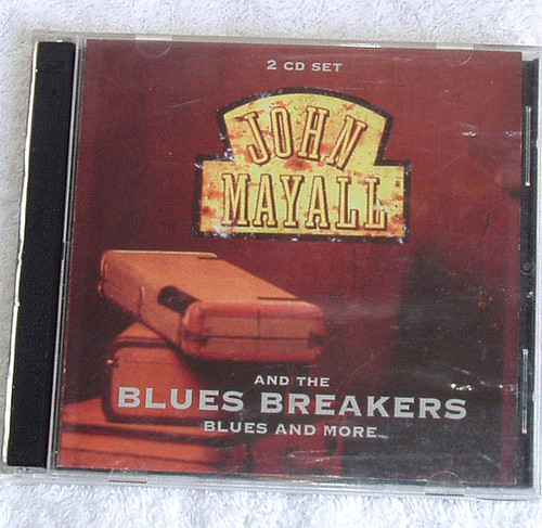 Blues - John Mayall & The Blues Breakers 2x CD 1995