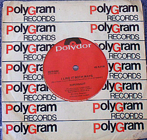 Glam Rock - Supernaut I Like It Both Ways Vinyl 1976