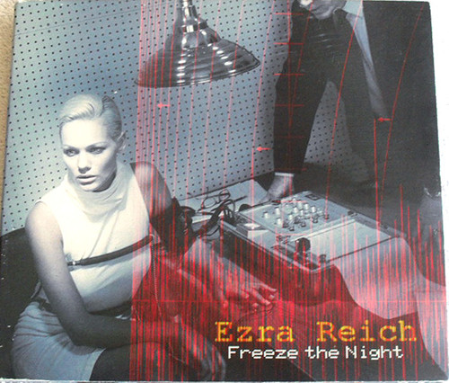 New Wave Synth Pop - Ezra Reich Freeze The Night CD 2003
