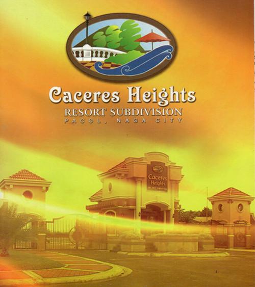 PHILIPPINES BICOL CAM SUR (Naga Area) Premium Subdivision Lot Available