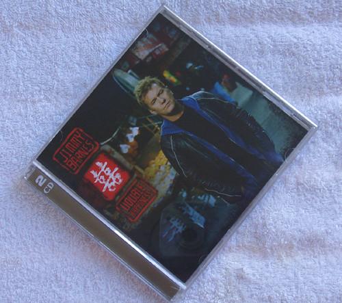 Blues Pop Rock - Jimmy Barnes Double Happiness 2x  CD 2005
