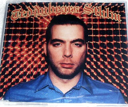 Electro Punk Rock - Teddybears Sthlm Automatic Lover CD Single 1999