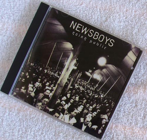 Alternative Rock Pop - NEWSBOYS Going Public CD 1994