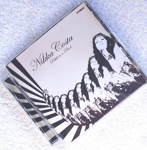 Funk Blues Rock - NIKKA COSTA Pebble To A Pearl CD 2008