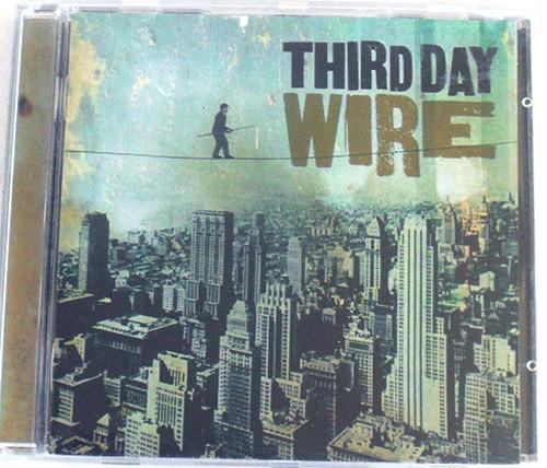 Pop Rock - THIRD DAY Wire CD 2004