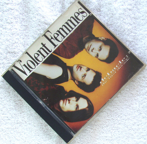 Alternative Rock - VIOLENT FEMMES Debacles The First Decade CD 1990