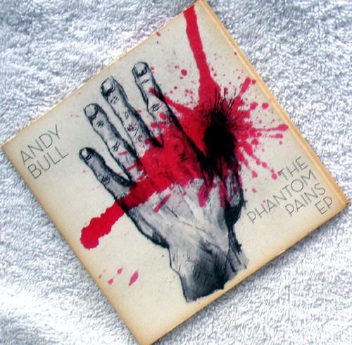 Alternative Pop - ANDY BULL The Phantom Pains EP CD (Digipak) 2010