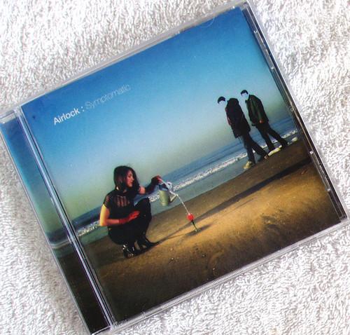 Trip Hop - AIRLOCK Symptomatic CD 2004