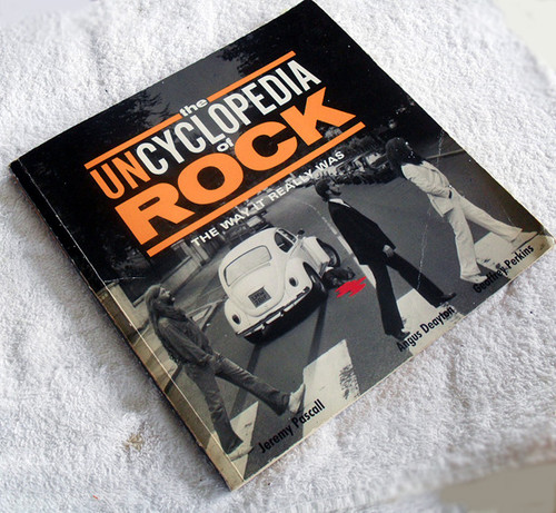 Historical Comedy - THE UNCYCLOPEDIA OF ROCK 1987