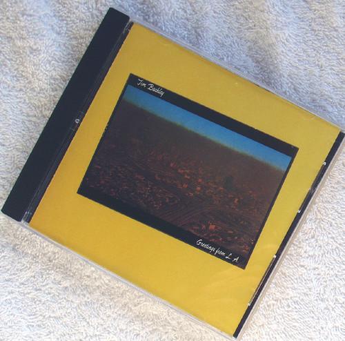 Funk Rock - TIM BUCKLEY Greetings From L.A CD 1998