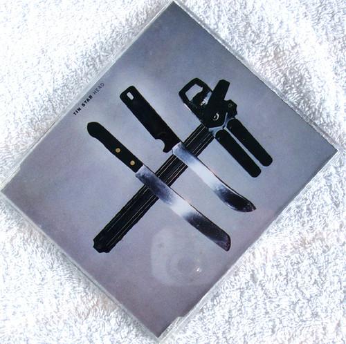 Techno Rock Fusion - TIN STAR Head CD Single 1998