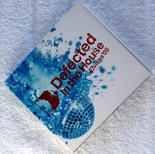 Deep House House Latin -  DEFECTED IN THE HOUSE Elvissa '05(Compilation) 3x CD 2005