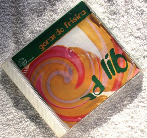 Future Latin Jazz - GERARDO FRISINA Ad Lib CD 2001