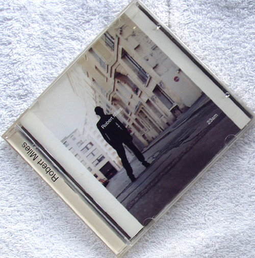 Ambient Downtempo - ROBERT MILES 23am CD 1997