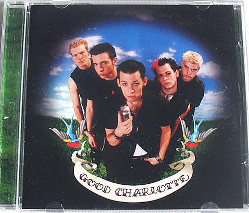 Pop Punk Rock - GOOD CHARLOTTE Self Titled CD 2000
