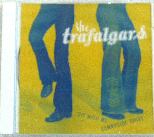 Alternative Rock - THE TRAFALGARS Sit With Me EP CD 2004