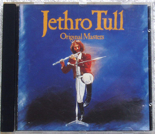 Progressive Folk  Rock - Jethro Tull Original Masters CD 1985