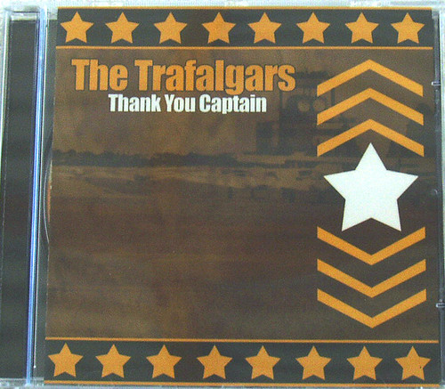 Alternative Rock - THE TRAFALGARS Thank You Captain EP CD 2003
