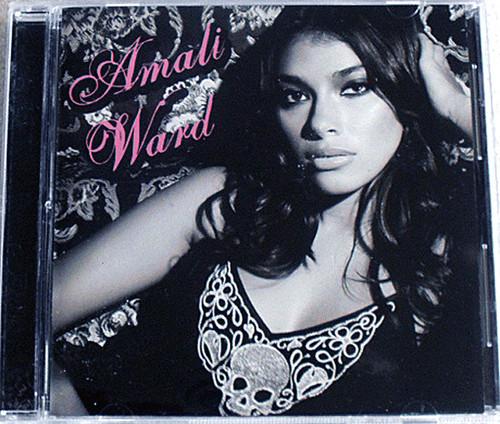 Soul Pop - Amali Ward Self Titled CD EP 2007