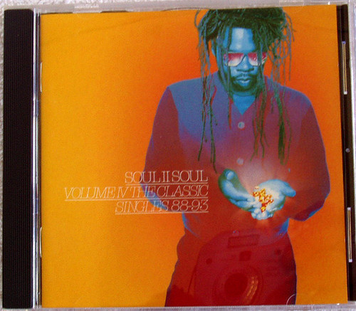 House Soul - Soul II Soul Volume IV The Classic Singles  CD 1998