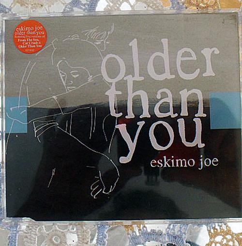 Pop Rock - Eskimo Joe Older Than You CD EP 2004