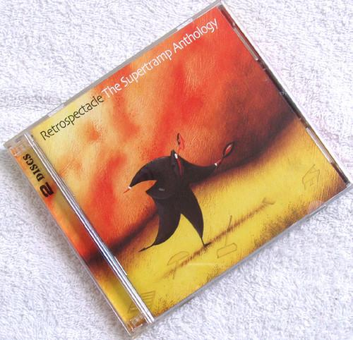 Art Classic Rock - The Supertramp Anthology Retrospectacle 2x CD (NZ) 2005