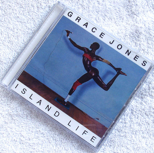 Reggae Pop  - Grace Jones Island Life (Compilation) CD 1985