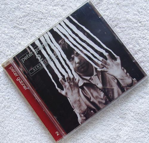 Art  Rock  - PETER GABRIEL 2 CD 2002