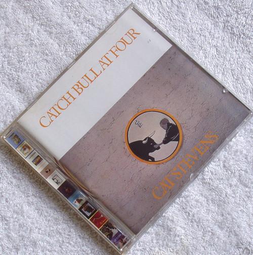 Folk Rock  - CAT STEVENS Catch Bull At Four  CD 2009