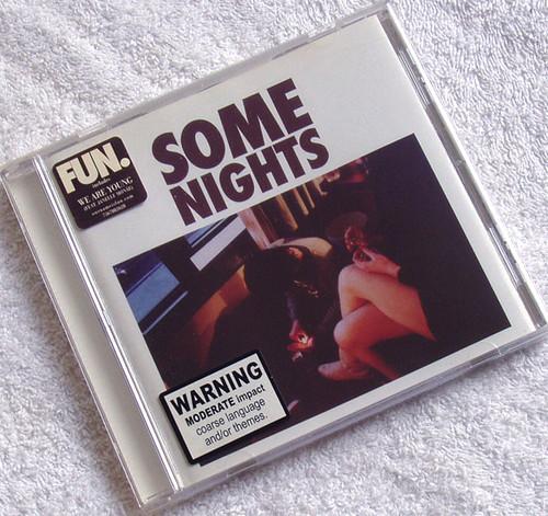 Indie Rock - FUN. Some Nights  CD 2012