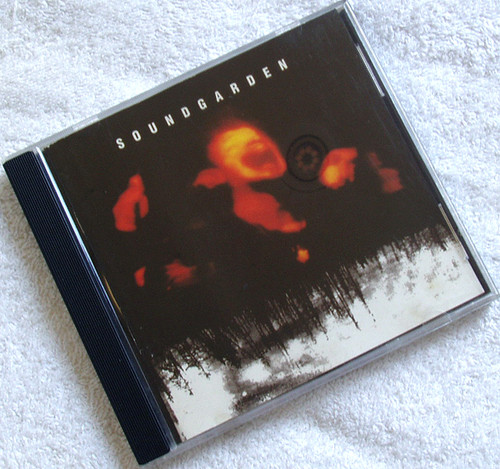 Stoner  Rock  - Soundgarden Superunknown CD 1994