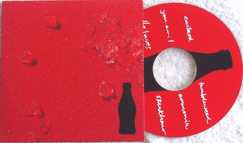 Rock - Various Australian Bands COCA-COLA Advertising CD 1997